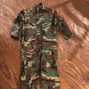 Rothco US Air Force style Camoflauge Jumpsuit, XL